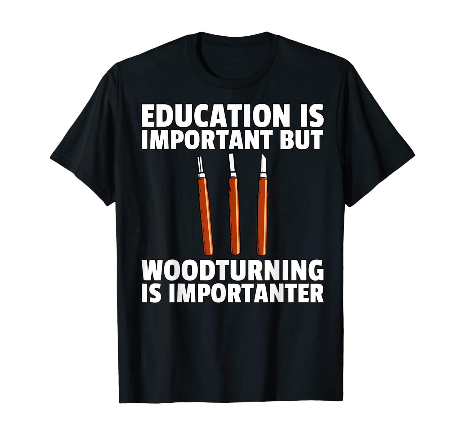 Woodturning Turning Gift For Woodworker Or Carpenter T-Shirt