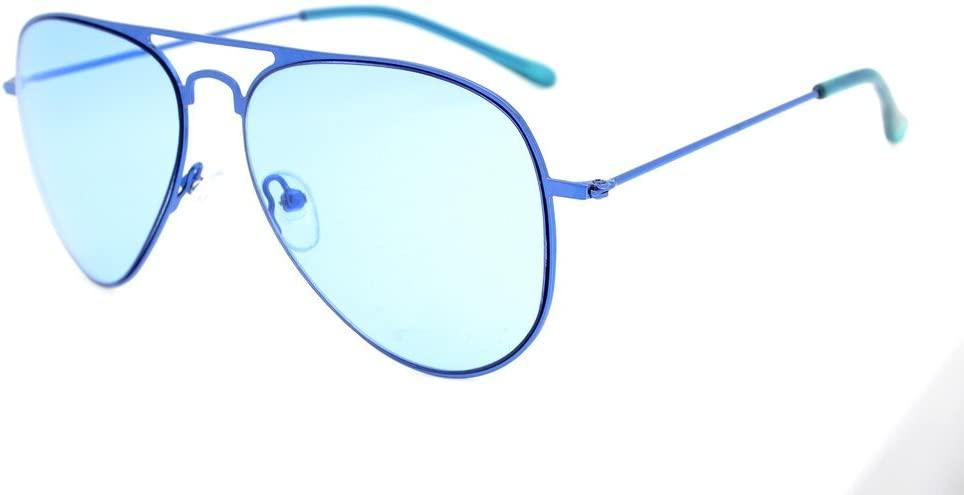 Eyekepper Kids Teen Age 8-16 Sunglasses Girls Blue Lens