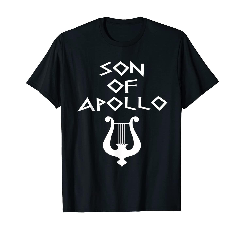 Son of Apollo Greek Mythology Demigod T-Shirt