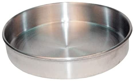 Winware 12-by-2-Inch Aluminum Layer Cake Pan by Winco