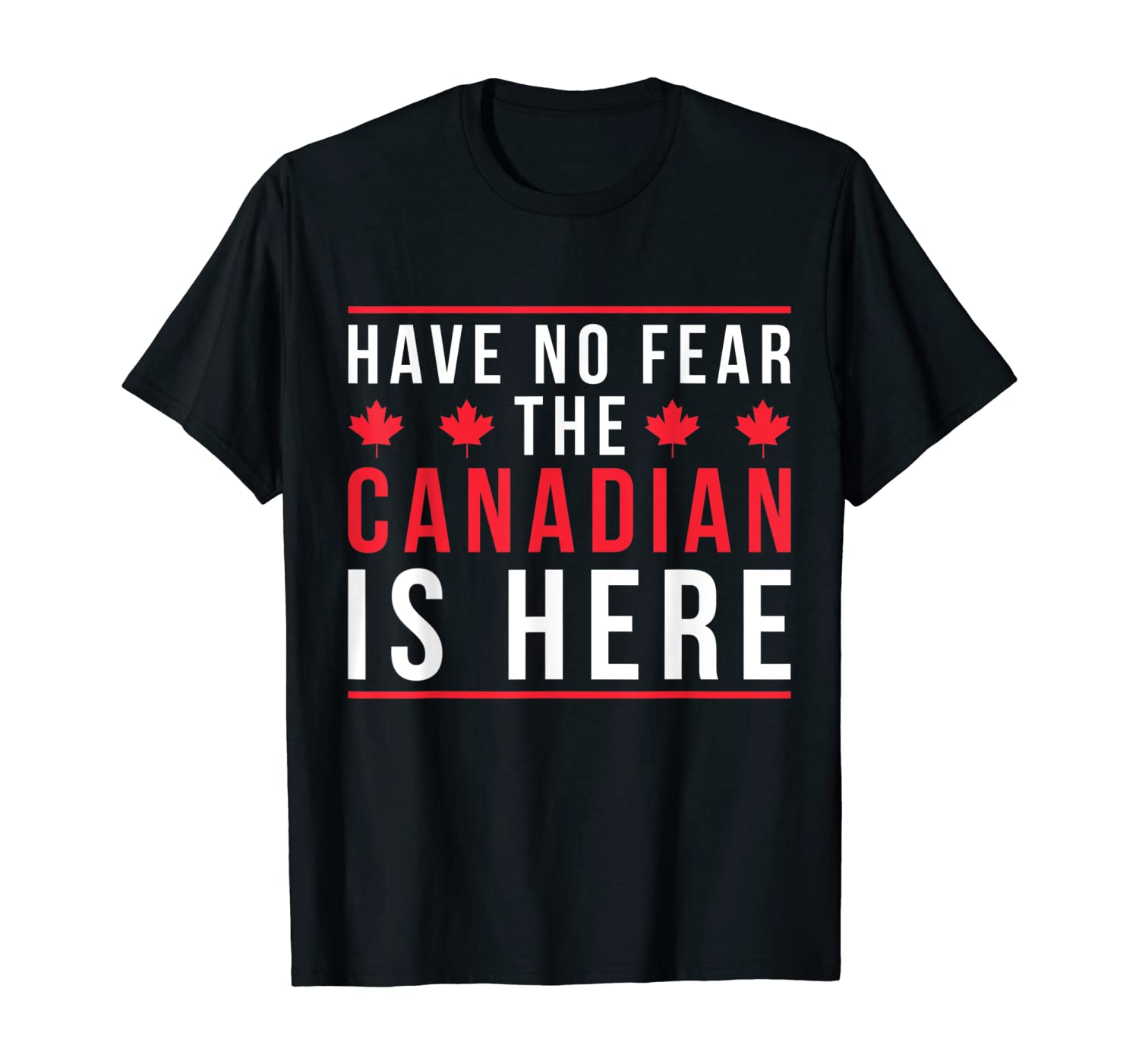 Canadian Pride Gift Canada T-Shirt
