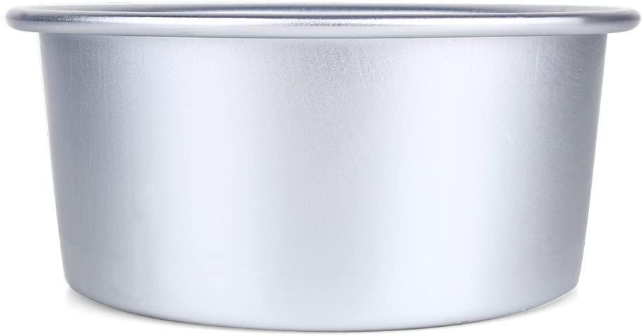 FAMKIT 6inch Cake Mold Pan Metal Aluminum Nonstick Round Baking Mould Bakeware Tool