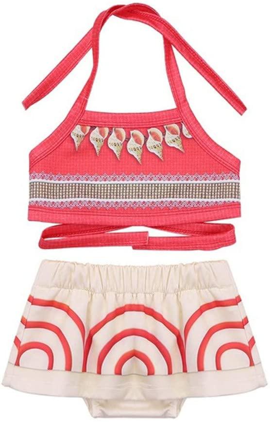 Lemoning Girls Outfits&Set, Baby Girl Kids Swimsuit Bathing Suit Swimwear Beachwear Dress Clothe Set, Clothes for Boys and Girls