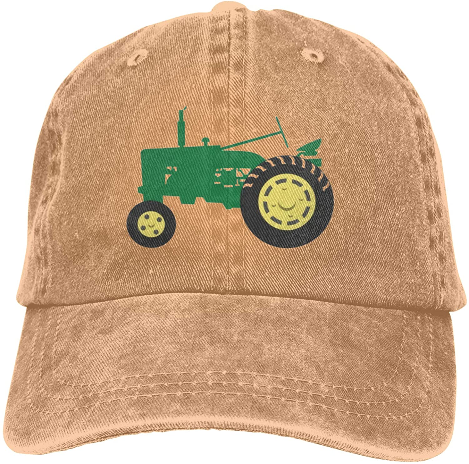 GULTMEE Tractor Logo,Dad Hat Collection Baseball Cap Polo Style Adjustable
