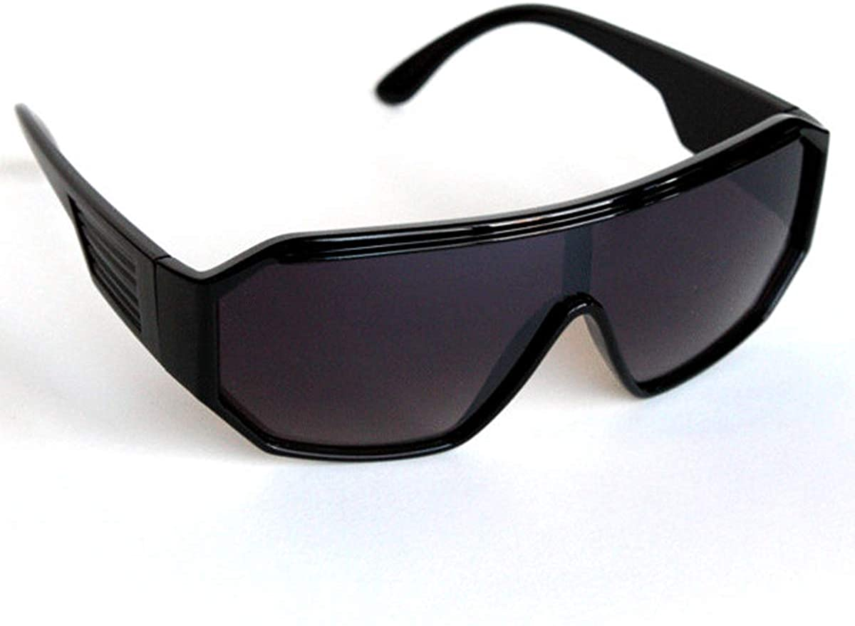 Macho Man Blank Black Sunglasses Randy Savage Costume Wrestler Wrestling Party