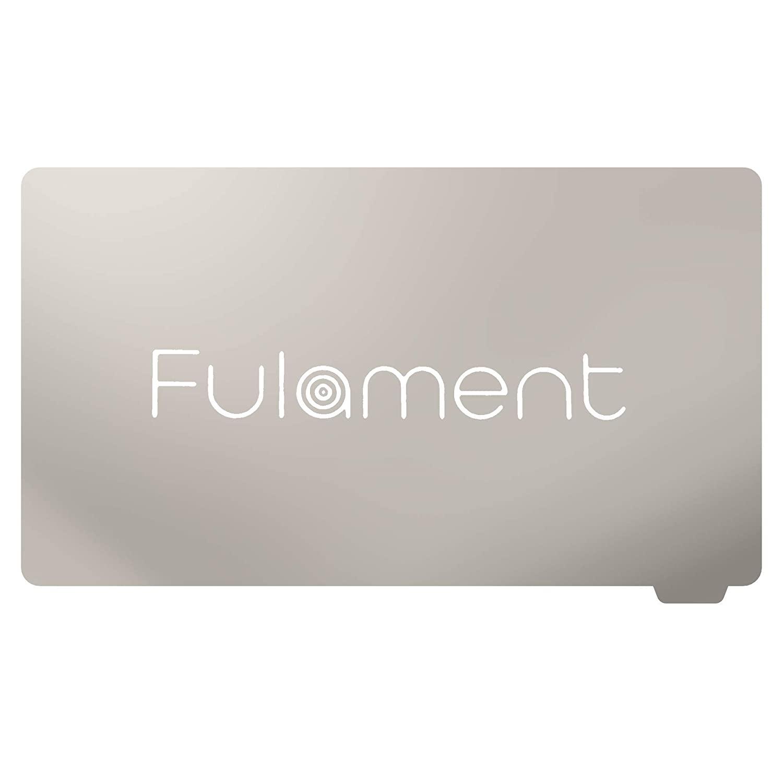 Fula-Flex: Resin Edition 124mm x 70mm (Compatible with Phrozen Sonic Mini, Kudo Bean, and Longer Orange 30) Resin Flex Plate