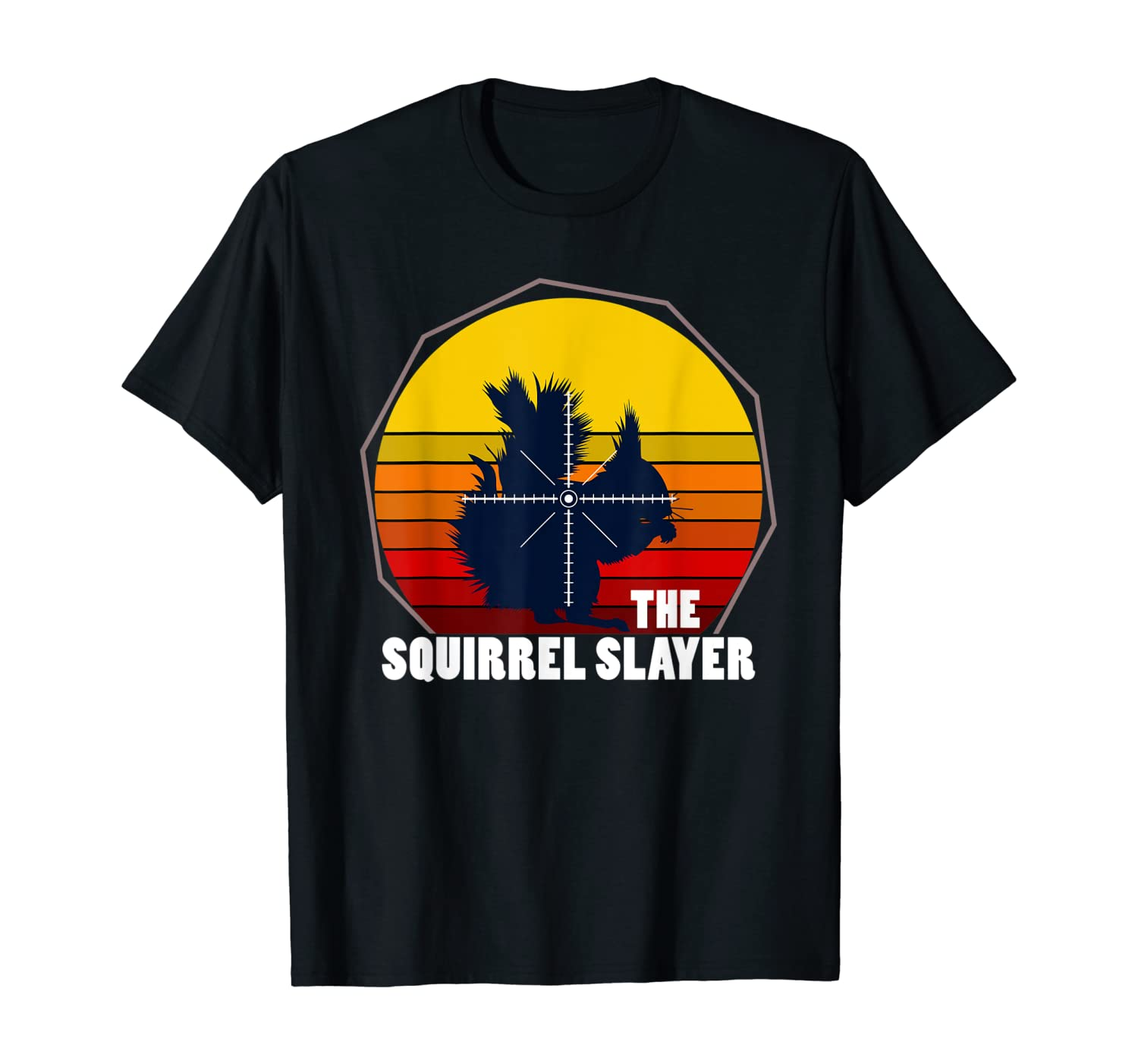 The Squirrel Slayer Squirrel T-Shirt
