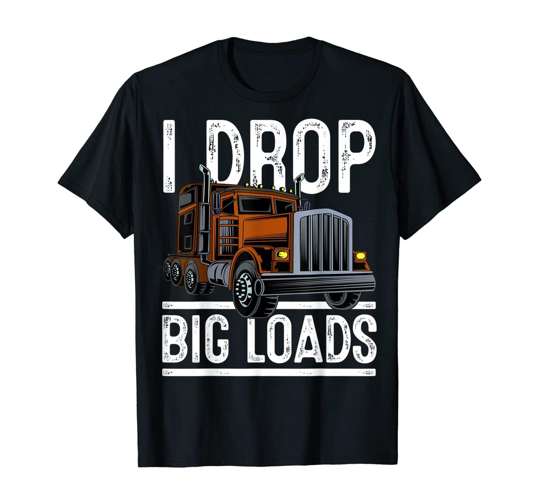 Truck Trucker T-Shirt