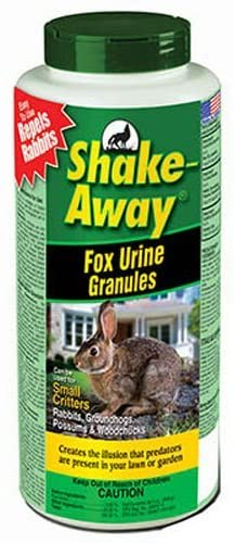 Shake-Away 2852228 Fox Urine Granules, 28-1/2-Ounce (2)