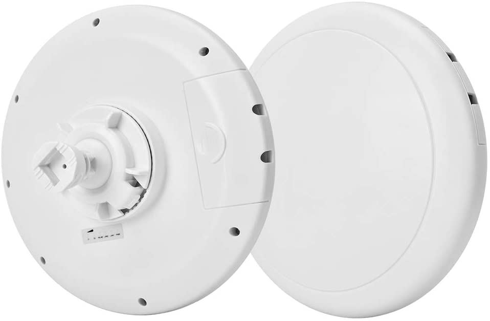 1 Pair Bridge Wireless Point, ABS plastics White CPE 5.8G Network Signal Amplifier(US)