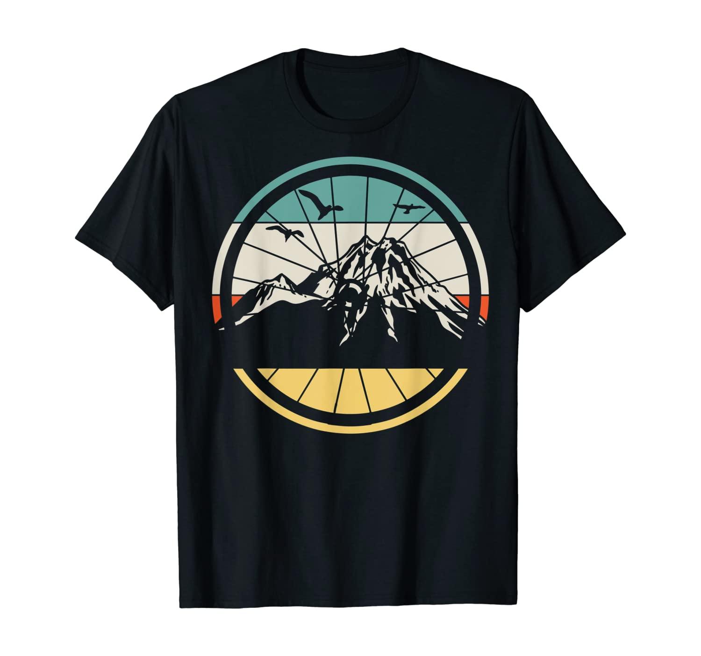 Mountainbiking Dirt Bike MTB T-Shirt