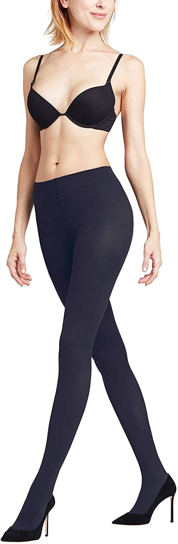 FALKE womens Pure Matt 50 DEN Tights - Semi-Opaque, Matt, Black (Black 3009), L (US 16-18 Ι EU 44-46), 1 Pair