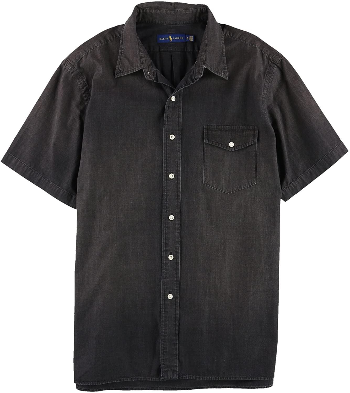 Ralph Lauren Mens Classic Button Up Shirt