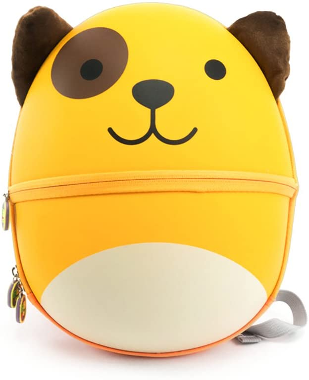 Children's Animal Backpack with Removable Harness- Doggy