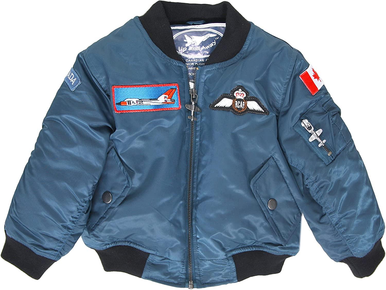 Up and Away Royal Canadian Air Force Flight Jacket