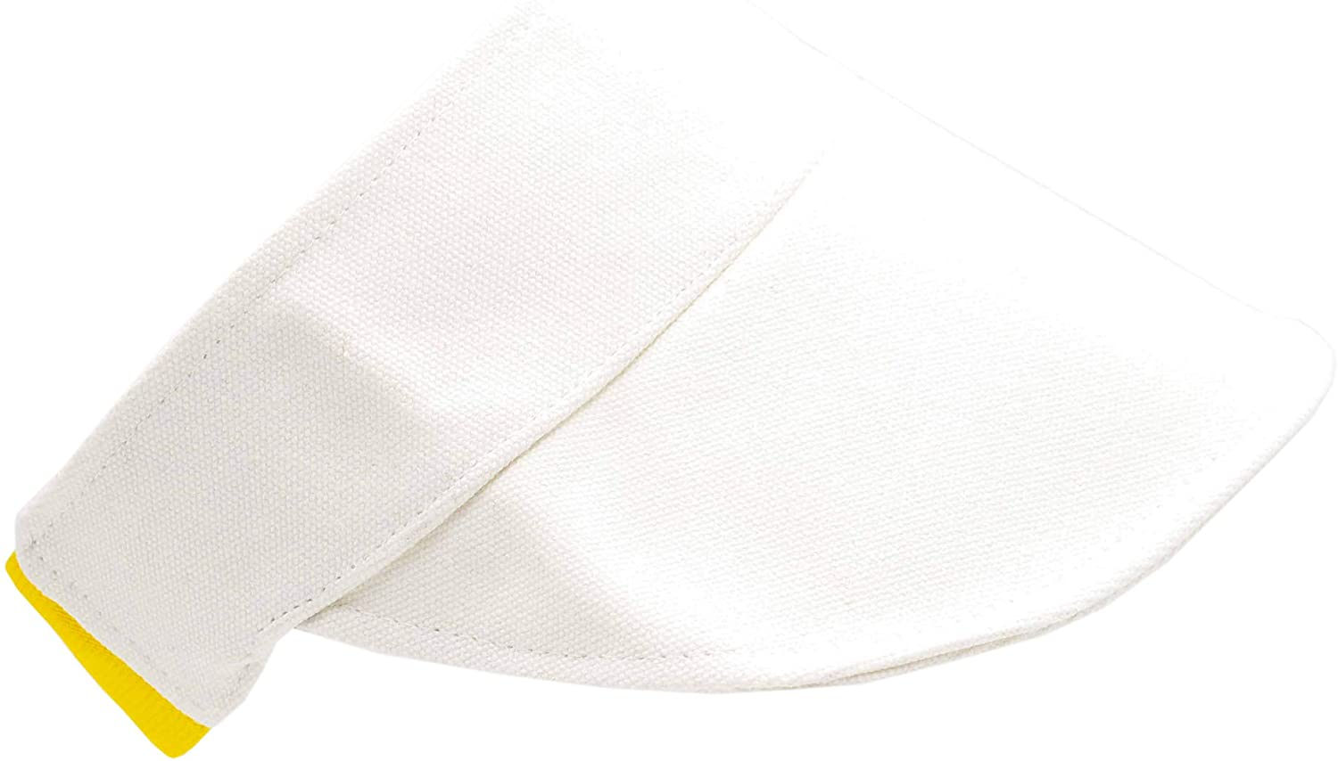 Summer Sunhat Beach Visor - Soft Cotton Sun Protector - Perfect Beach Gift White