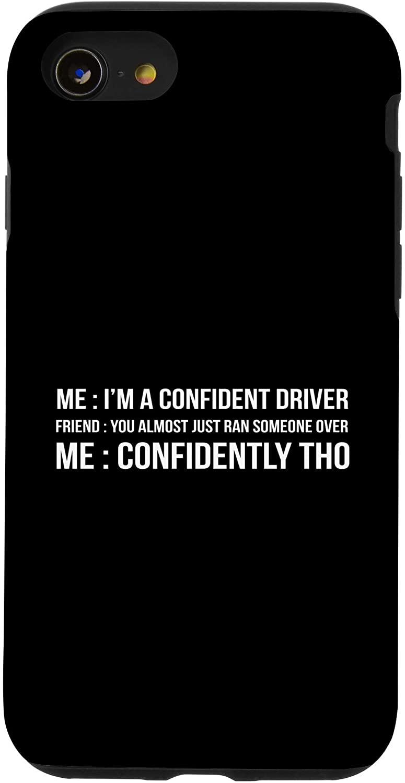 iPhone SE (2020) / 7 / 8 Confident Driver Confident Driver Case
