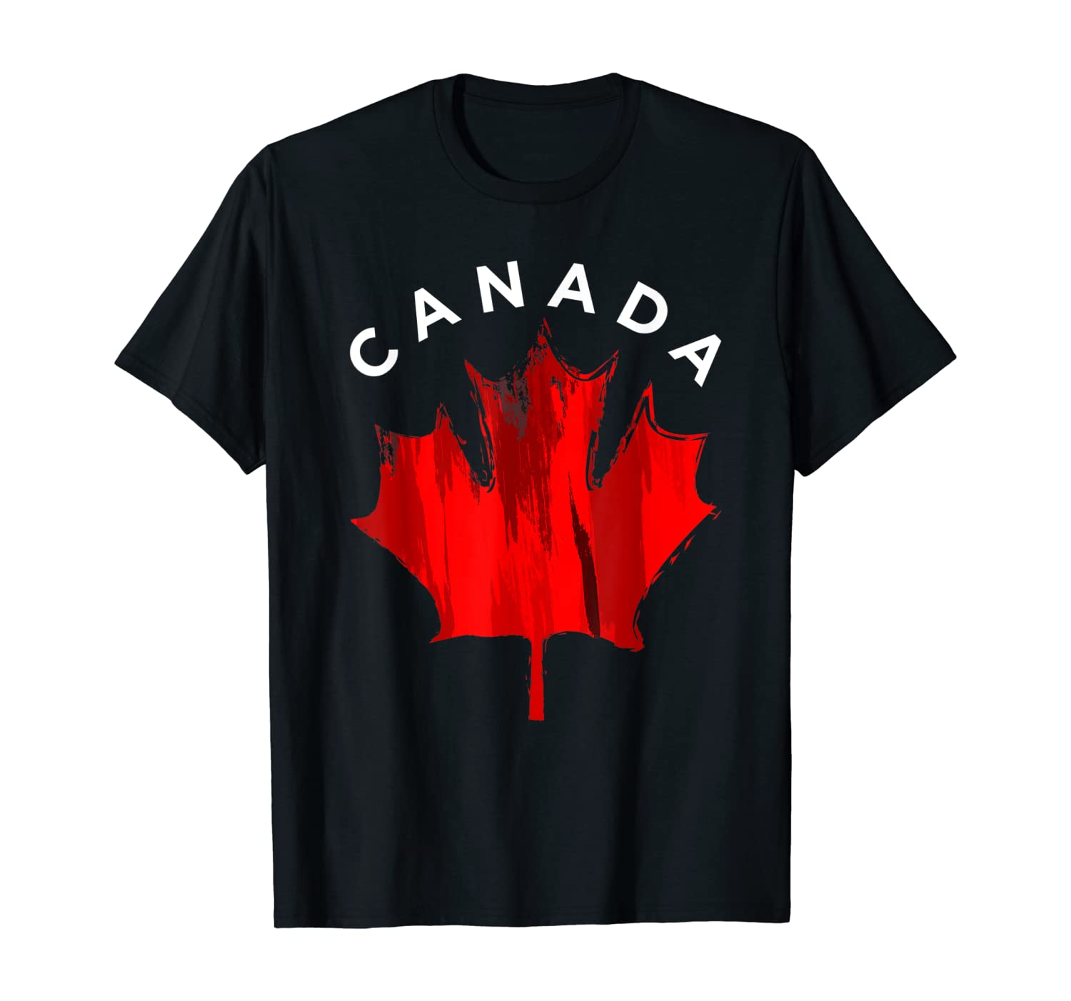 Canadian Gift Idea Maple Leaf Canada T-Shirt
