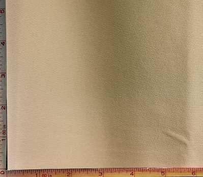 Taupe Interlock Fabric 4 Way Stretch Stocking Nylon 7 Oz 58-60