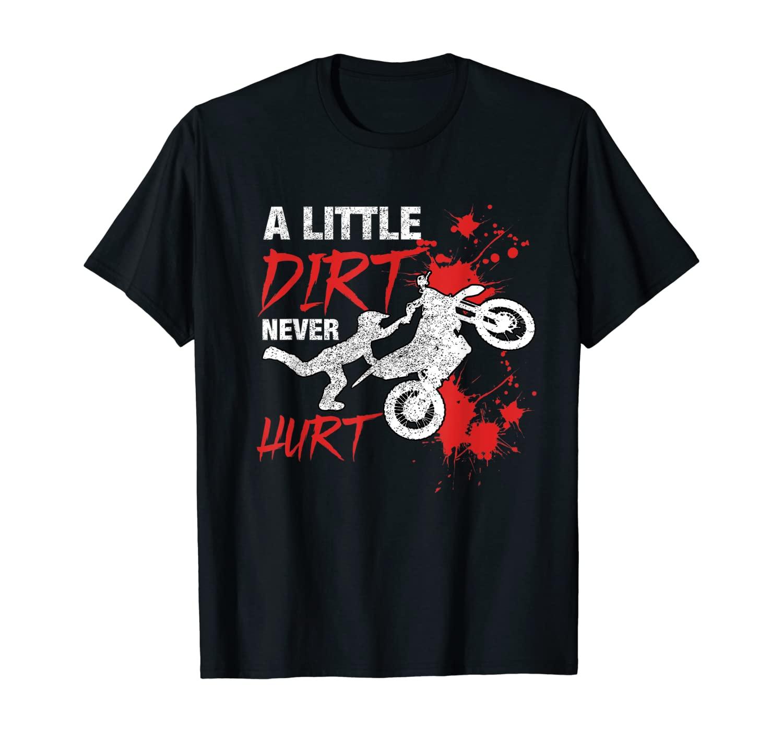 Dirtbike Cool Motorcycle Gift Bike LoverTee T-Shirt