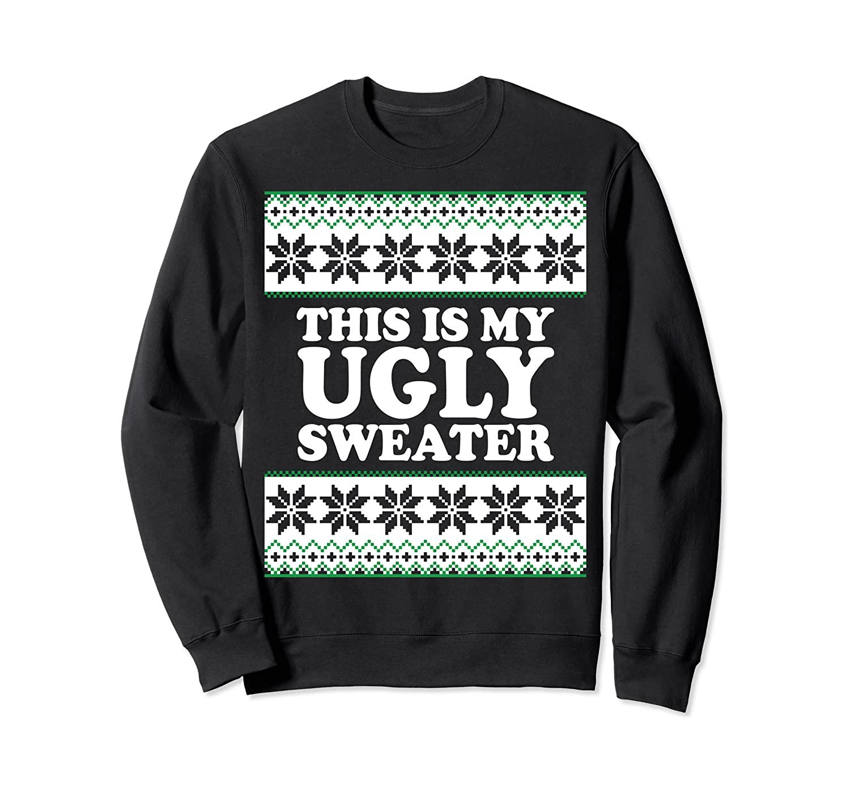Ugly Christmas Sweater For Women Men Kid Gift Ugly Sweater Sweatshirt