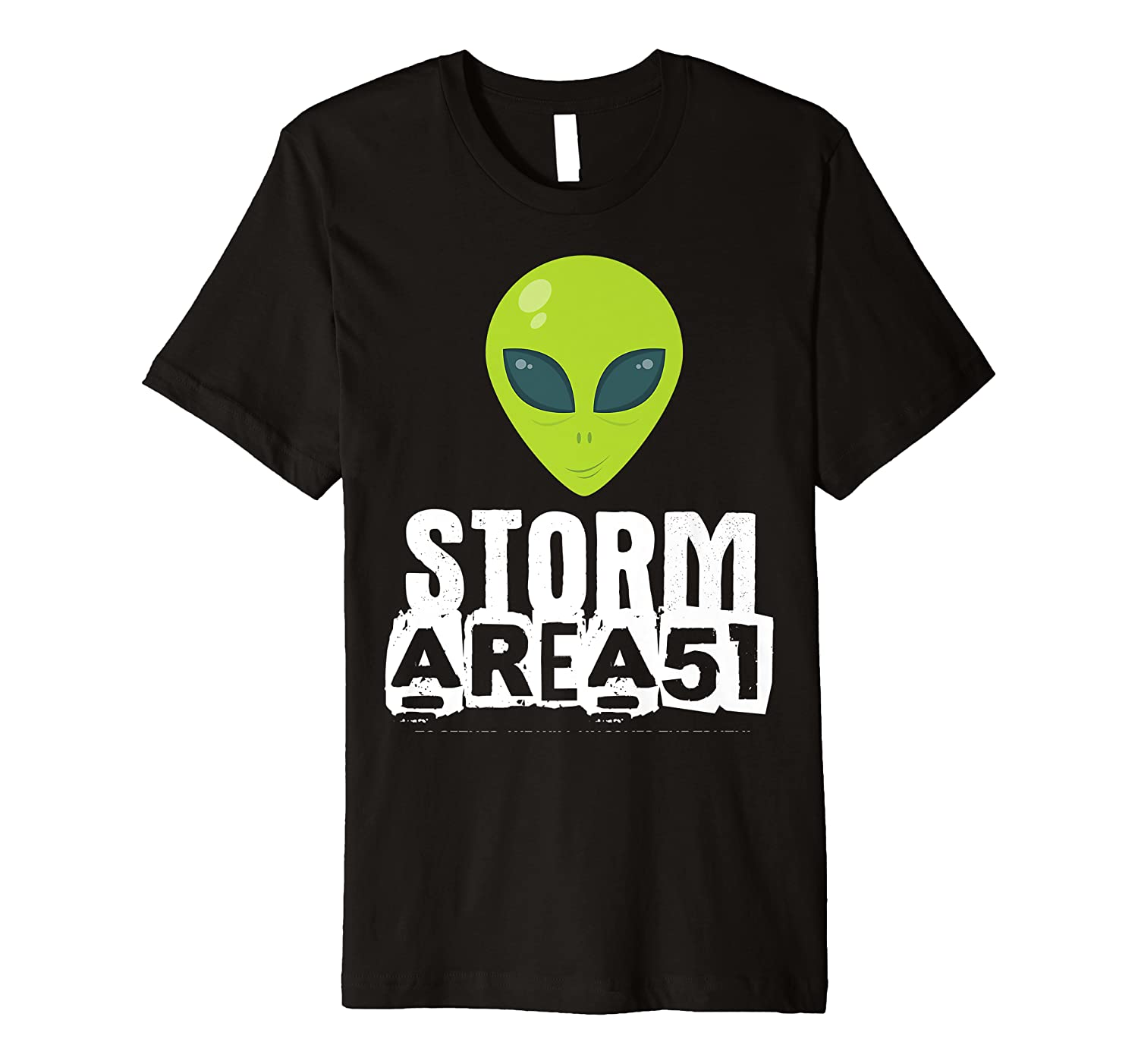Storm Area 51 - Alien Awareness Truth Event - Together We Premium T-Shirt