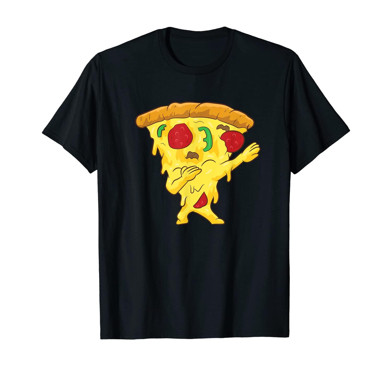 Pizza Dabbing Pizza Dabbing Pizza Dab Pizza T-Shirt