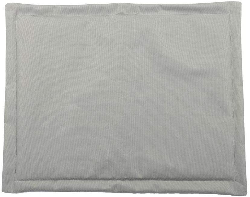 Conlense Universal Washable Waterproof Dog Mat Urine Absorbent Diaper Sleeping Pads Pet Supplies(Gray M)