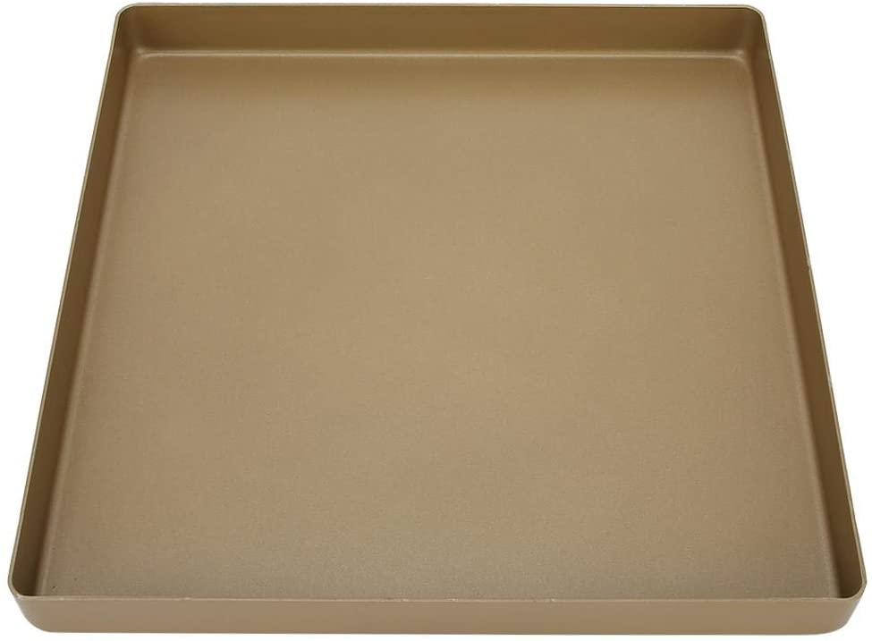 11 Inch Square Baking Pan Aluminum Alloy Non-Stick Cake Pizza Pan