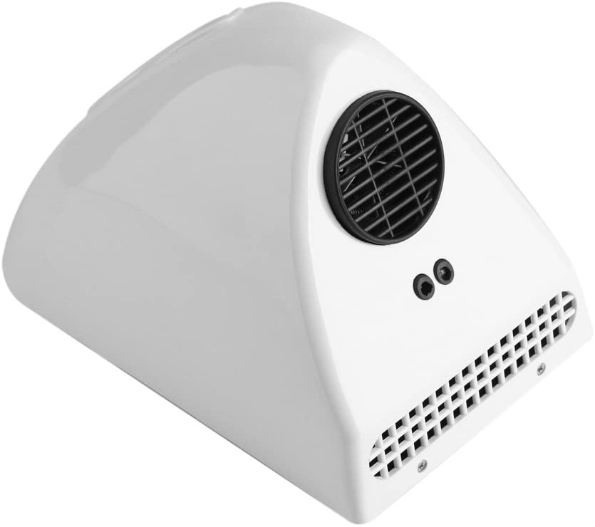Yolispa 600W Hand Dryer Electric Automatic Induction Hands Drying Device for Household
