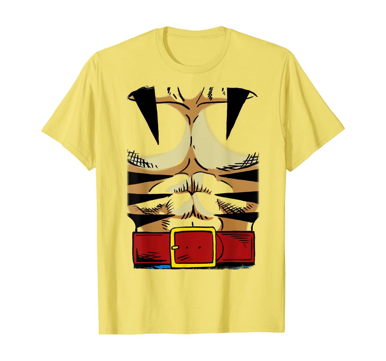 Marvel X-Men Wolverine Classic Retro Costume Graphic T-Shirt