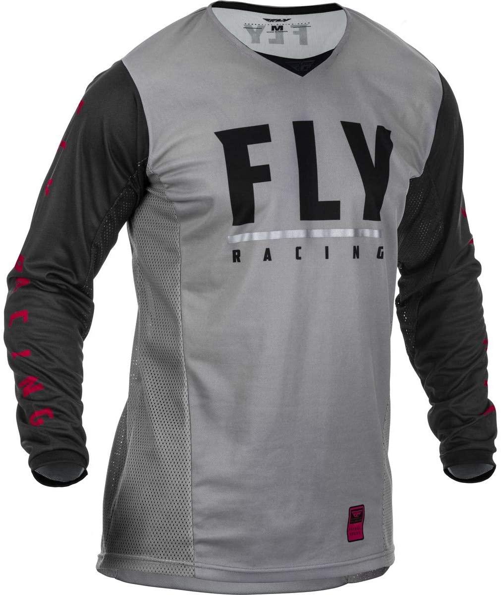 Fly Racing 2021 Patrol Jersey (Small) (Grey/Black)