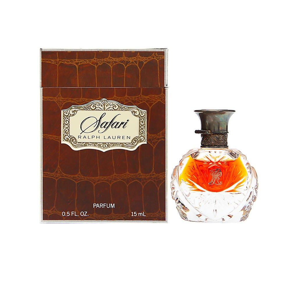Safari by Ralph Lauren for Women 0.5 oz Parfum Classic Flacon