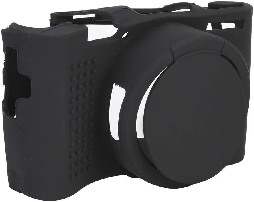 Goshyda Camera Protective Case, Soft Silicone Camera Case Protective Cover Skin, for Sony RX100 III IV V M3 M4 M5
