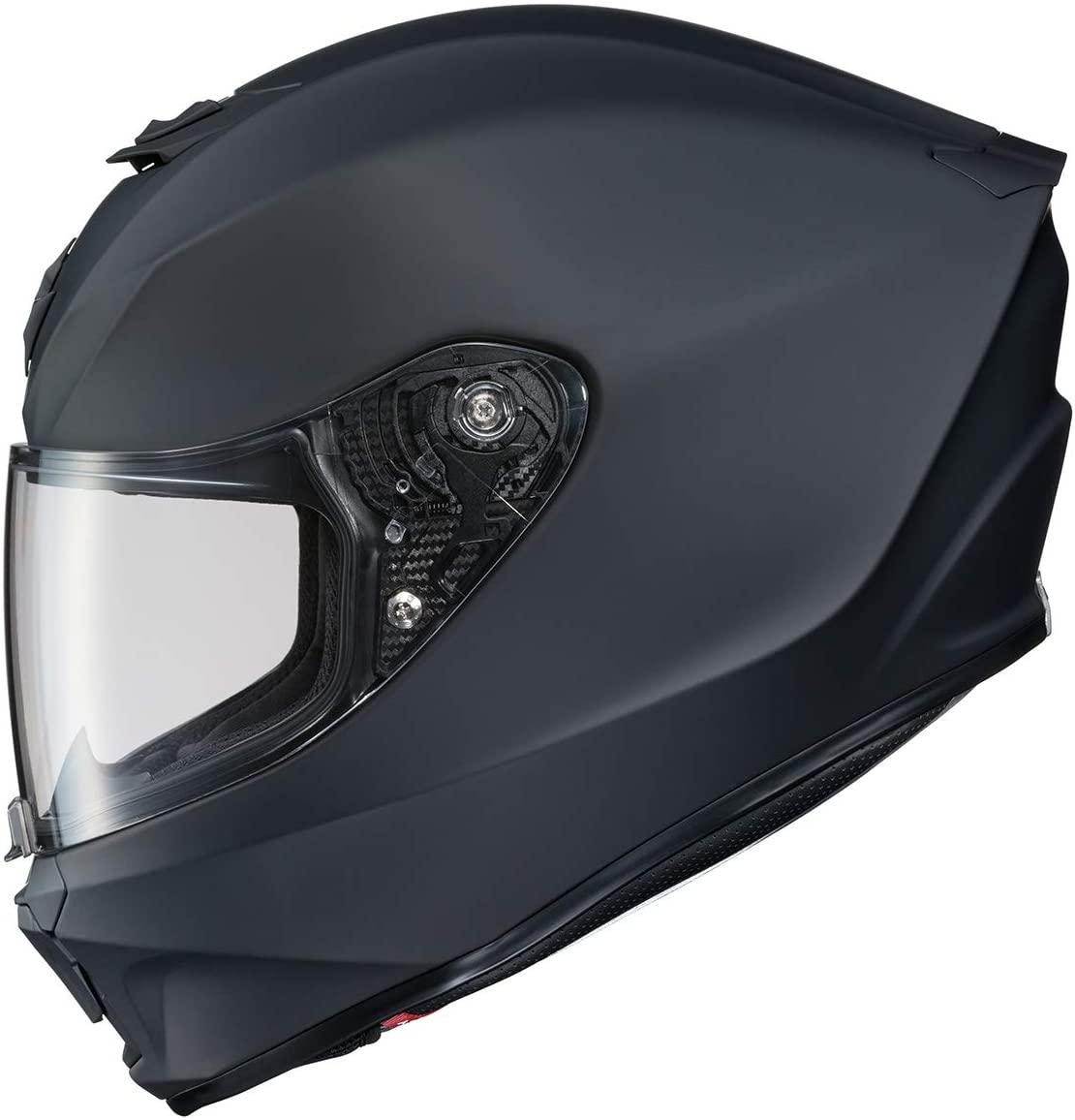 Scorpion Unisex-Adult Full-face-Helmet-Style Solid (Matte Black, XXX-Large)