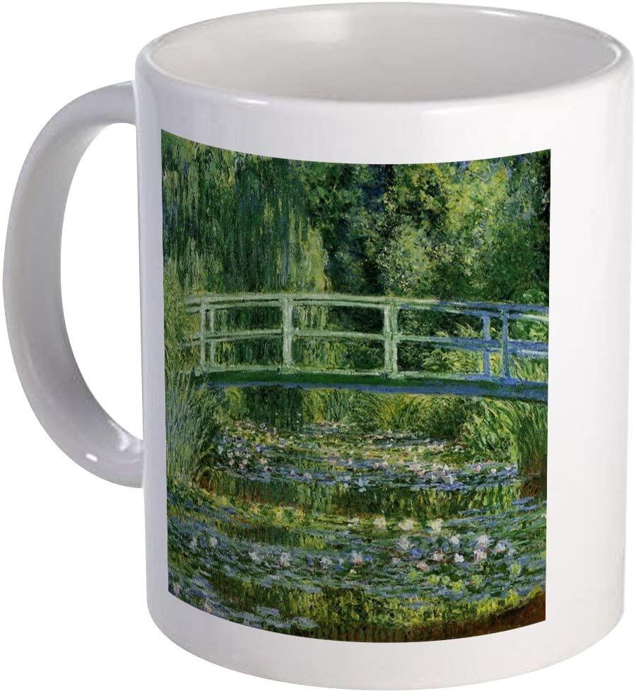 CafePress Monet Japanese Bridge Mug Unique Coffee Mug, Coffee Cup