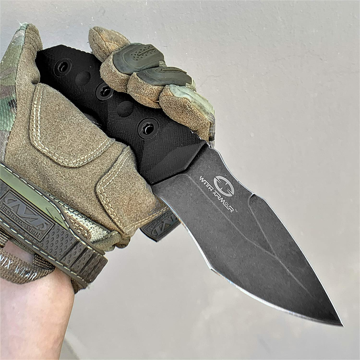 KCCEDGE BEST CUTLERY SOURCE Tactical Knife Hunting Knife Survival Knife 9