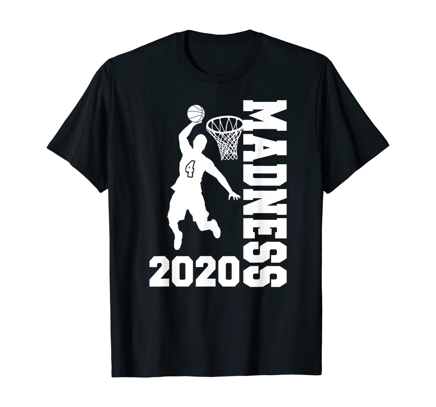 MADNESS 2020 College Basketball Finals (Ver. 2W) T-Shirt