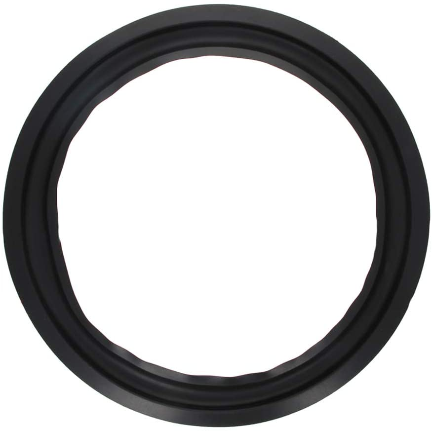 Fielect 11.5inch/290mm Speaker Rubber Edge Surround Rings Replacement Part for Speaker Repair or DIY 1pcs