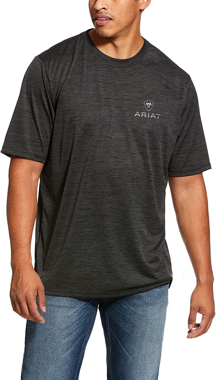 ARIAT Men's Charger Logo T-Shirt