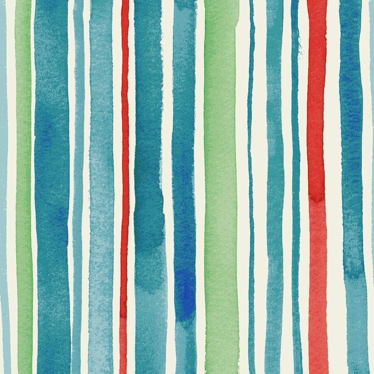 Paul Brent PB Colorful LINE 100% Cotton Prints Fabric 44