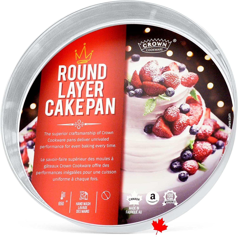 Crown Cake Pan 14 inch, 3
