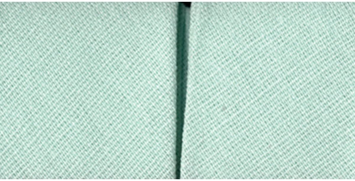 Wrights 117-706-104 Double Fold Quilt Binding Bias Tape, Sea Green, 3-Yard