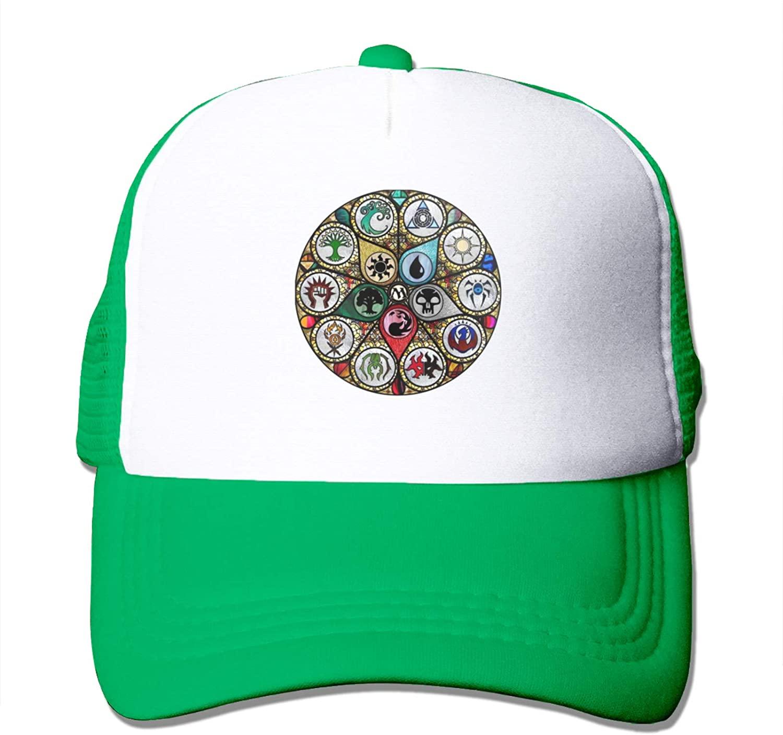 HFMVU Magic The MTG Gathering Hat Sports Trucker Hats Sports Hat for Man
