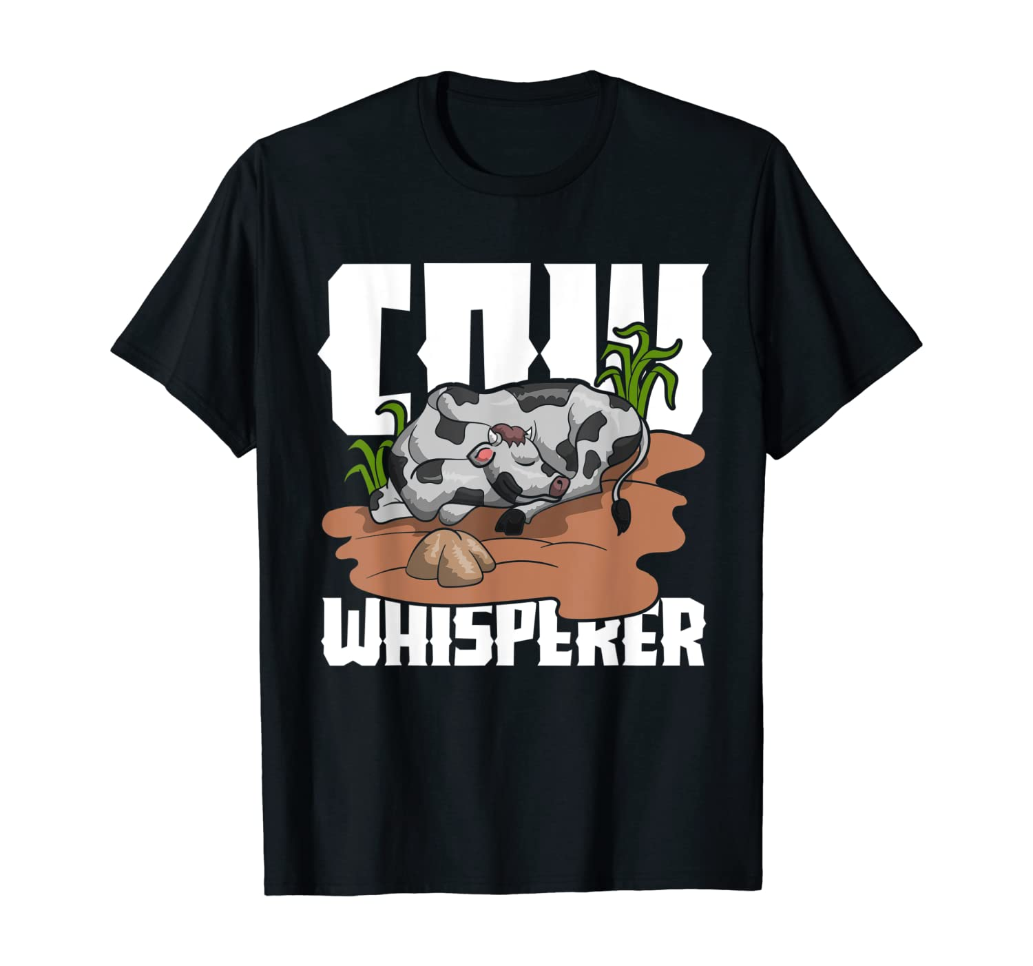 Cow Whisperer Cow T-Shirt