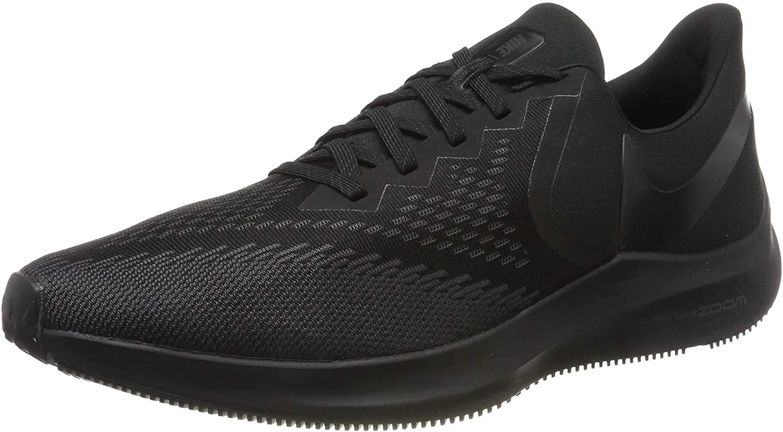 Nike Men's Running Shoes, Black Black Black Anthracite 004, US 7.5