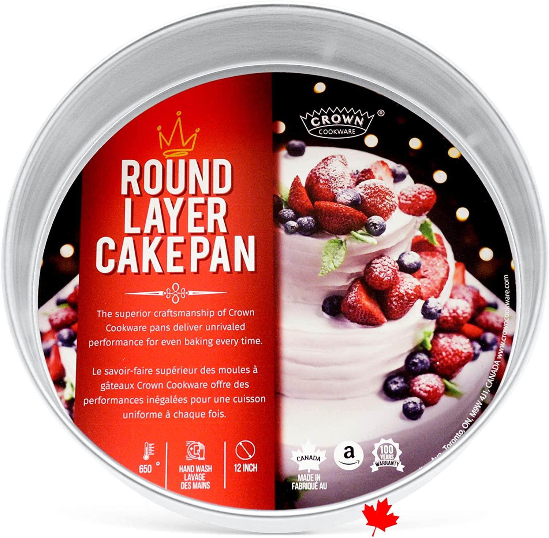 Crown Cake Pan 12 inch, 2