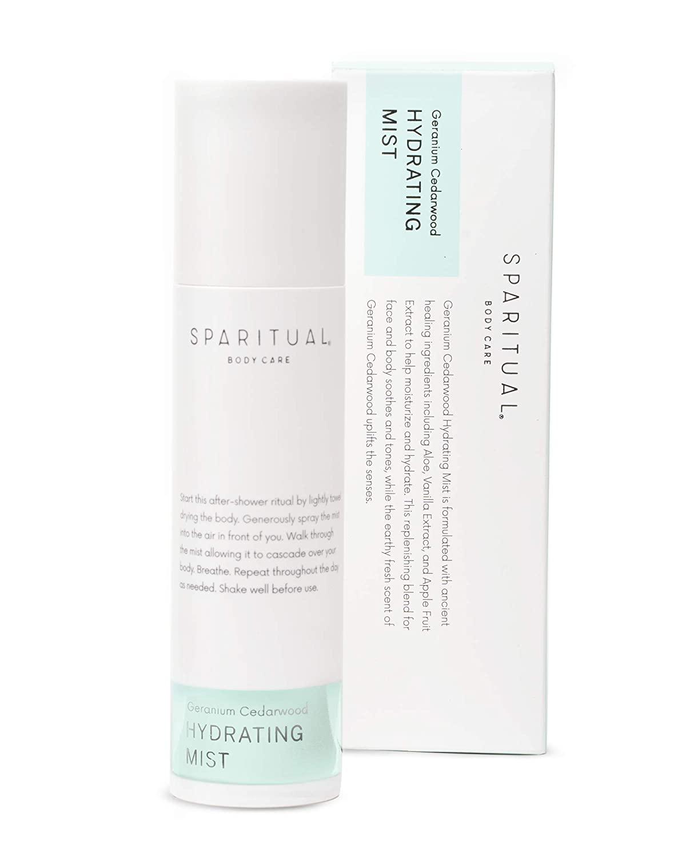 SpaRitual Vegan Hydrating Mist