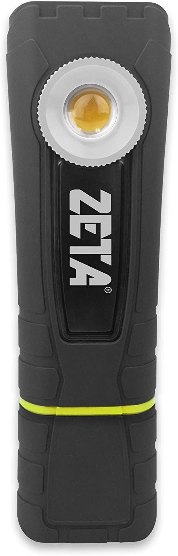 ZETA 400 Lumen Handheld Rechargeable Paint/Detailing Color Matching Light CRI 95