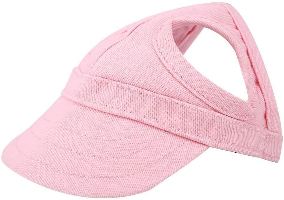 sjlerst Canvas Puppy hat Dog hat for Mini Dog pet